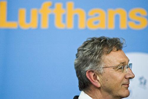 Wolfgang Mayrhuber (Vorstandsvorsitzender Deutsche Lufthansa AG)