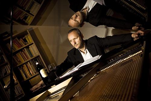 Richard Geppert am Piano