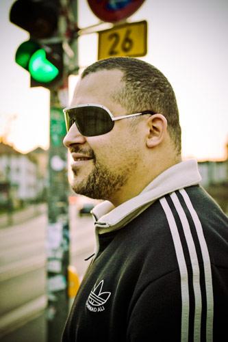 MC Torch alias DJ Haitian Star alias Frederik Hahn