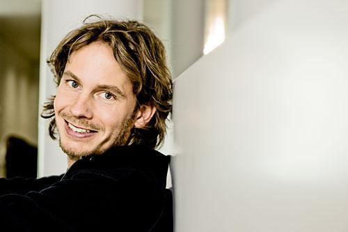 Lars Bartkuhn als Schwiegermutterliebling