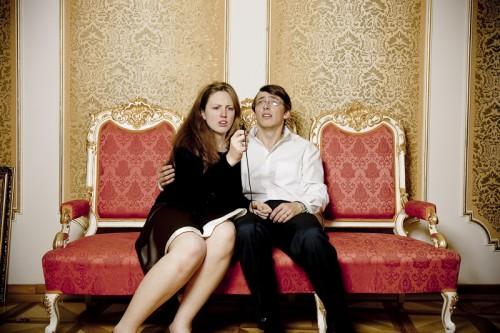 Selbstporträts auf Hochzeiten