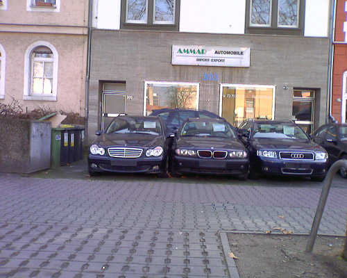 Effiziente Parkraumnutzung in Frankfurt