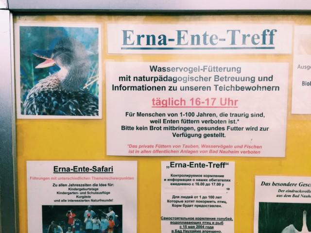 Erna-Ente-Treff