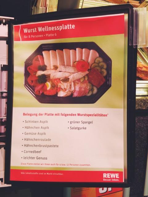 Wellness-Wurst