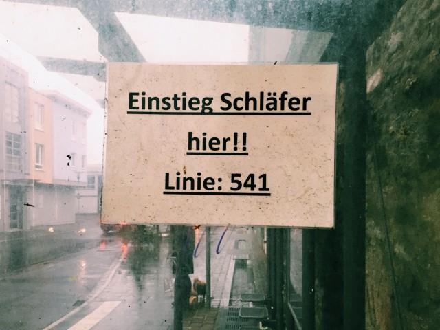 Schläfer