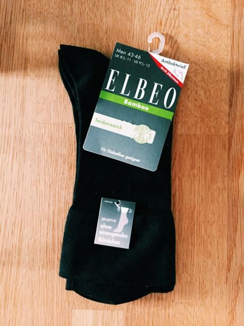 Coming up next: Vegane Socken aus glücklicher Baumwolle.