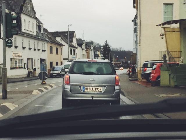 Deutschland deine Kennzeichen: Teil 109