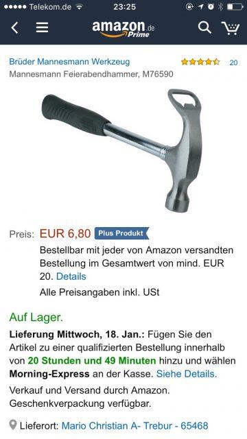 Der Hammer