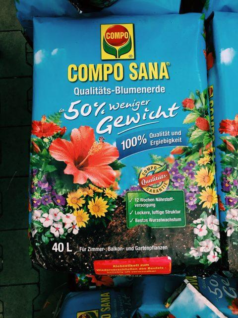 Gegen Übergewicht bei Pflanzen