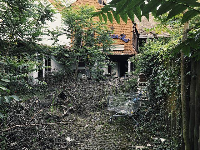 Rüsselsheimer Ruinen