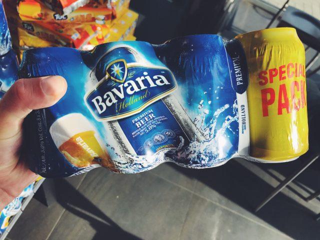 Globalisierung: Bier aus den Niederlanden, das Bayern heisst