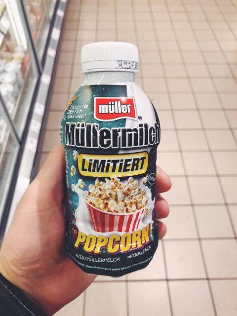 Demnächst: Müllermilch Gans mit Rotkohl und Klößen