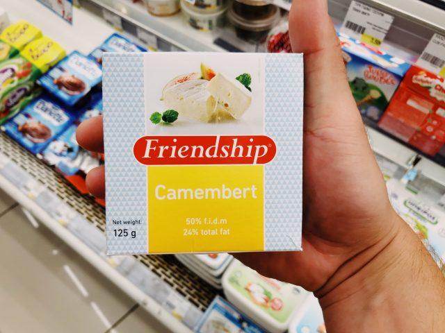 Auf die Freundschaft