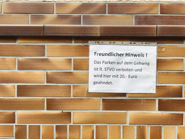 Deutsches Denunziantentum