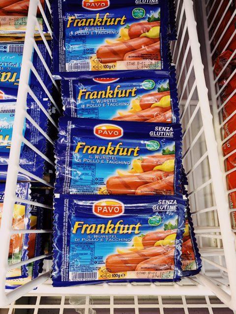 Frankfurt zum Essen