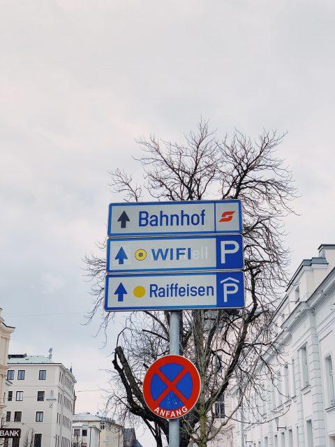 Digital-Detox-Parkplatz