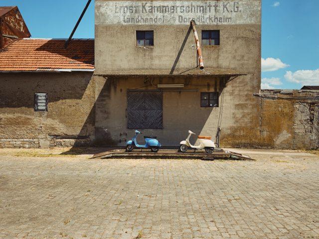 Der alte Bahnhof