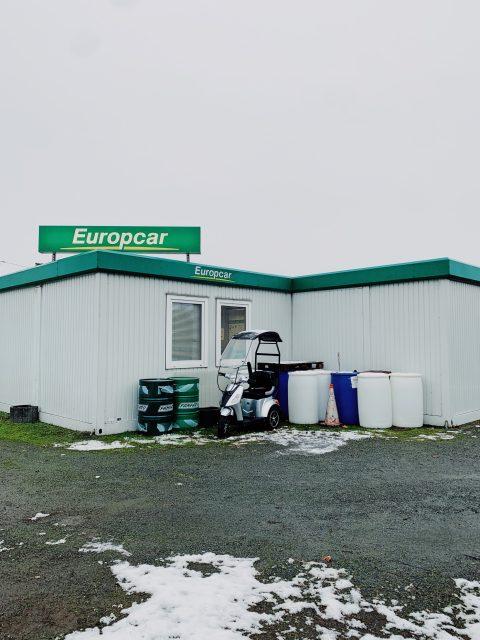 Geile Karren - gibts bei Europcar