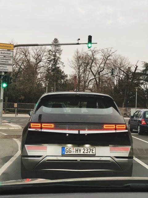 Wenn der Praktikant das Gesamtfahrzeugdesign übernimmt: Hyundai Ioniq 5