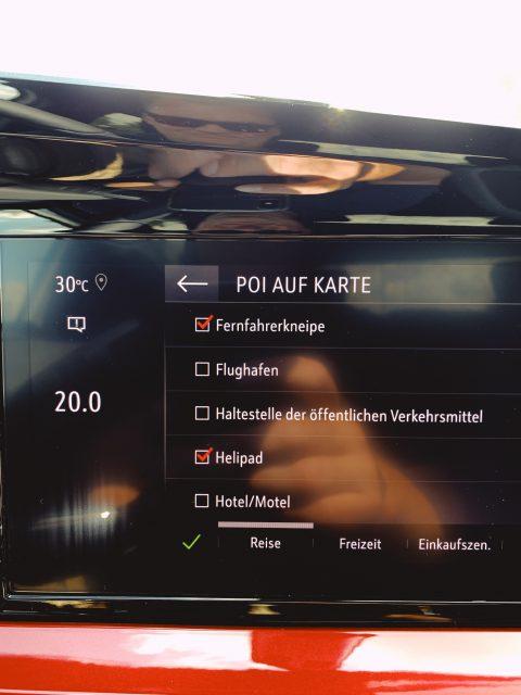Hotspots für Opelfahrer